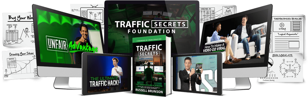 Traffic Secrets Bundle