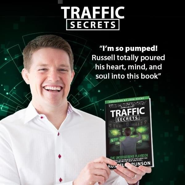 Traffic Secrets Russell Sign Up