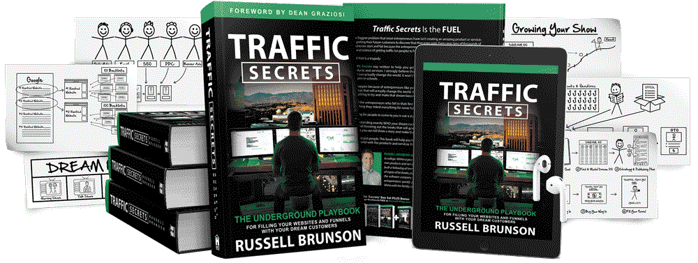 Traffic Secrets book bundle